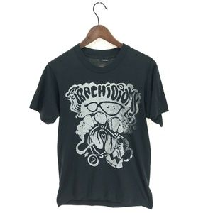 MC TRACHIOTOMY Men's T-shirt S Small 50/50 Vintage